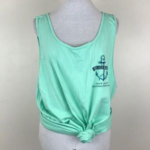 Comfort Colors Biloxi Beach Sleeveless Tank Top